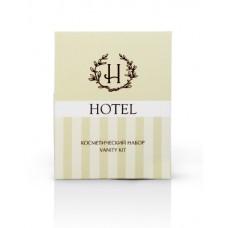Косметический набор в картонной упаковке серия HOTEL