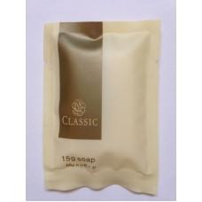 Мыло 15гр в пакете CLASSIC GOLD