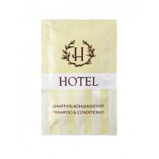 Шампунь-кондиционер в саше 10 мл серия HOTEL