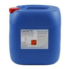 Liguisan B-Щелочной усилитель стирки для сильнозагрязнённого белья 30кг. Подходит для всех видов текстиля и режимов стирки.