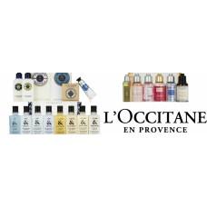 LOccitane для гостиниц коллекция Зеленый чай и Горький апельсин