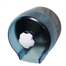 Диспенсер для туалетной бумаги - барабан МАЛЫЙ , пластиковый, БЕЛЫЙ ( 145х120х155 ), код: 916
