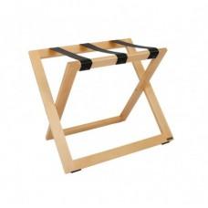 Багажница деревянная, натуральный бук