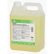 Средство для мытья и антимикробной обработки сантехники Bath DZ 5л. Концентрат.