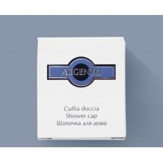 Шапочка для душа в картоне ARGENTO