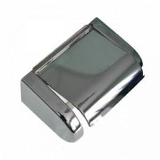Держатель туалетной бумаги с экраном модель премиум, код: 79904