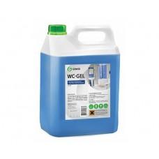 Средство для чистки сантехники WC-gel (канистра 5,3 кг)