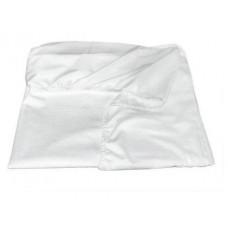 Наматрасник непромокаемый с бортом из ткани 90*200