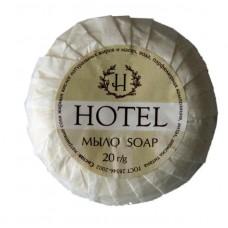 Мыло туалетное 20гр гофре-плиссе серия HOTEL