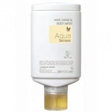 Шампунь Aqua Senses, 300 мл. 3в1